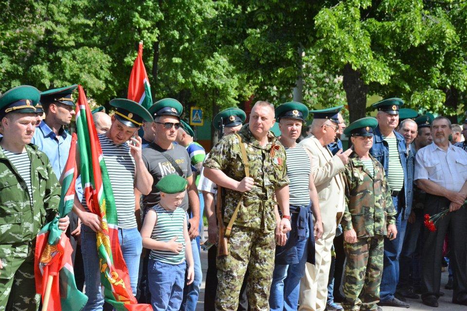Мероприятия, приуроченные к 29-й годовщине вывода советских войск изАфганистана