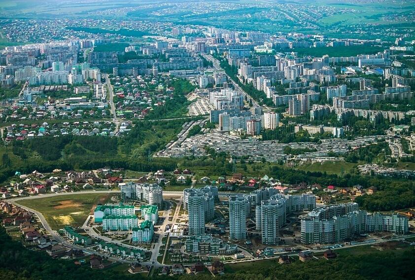 Белгородская область вошла в число самых экологически чистых регионов