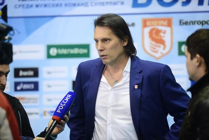 Кубок четырёх старший тренер белгородских львов после поражения команды подал в отставку