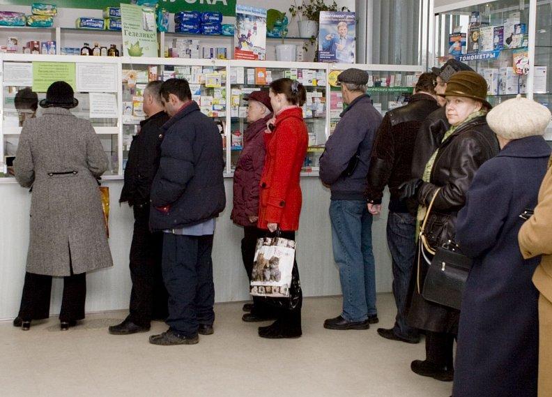 В РФ вступают всилу требования крозничной торговле лекарствами
