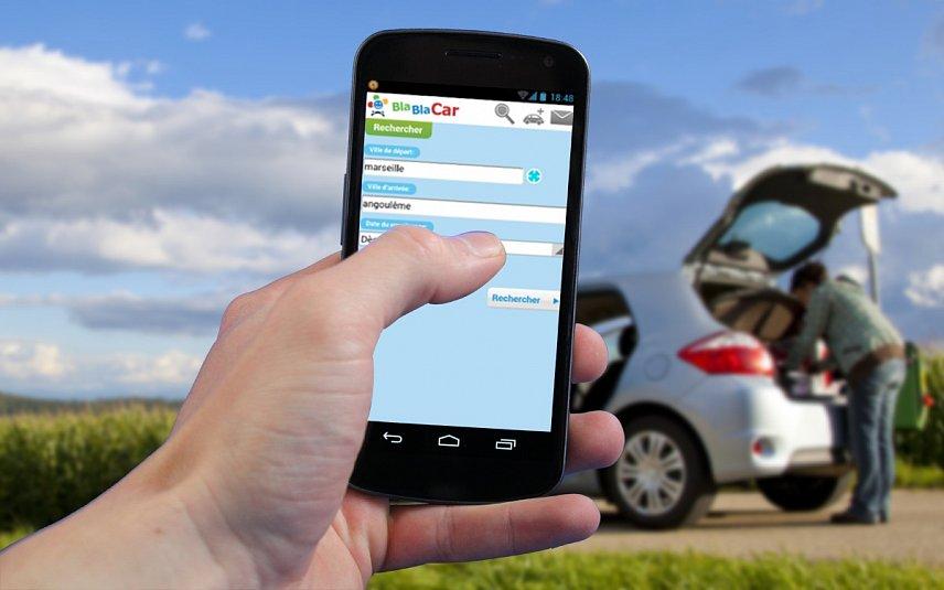 Сервис BlaBlaCar будет брать комиссию спассажиров запоездки